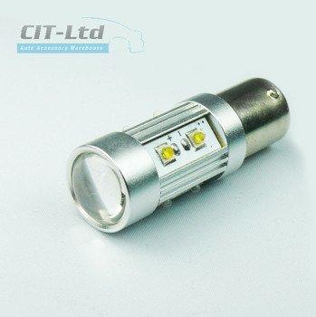 Car Led Light Bulb 29w P21w Py21w With Lens 8 3w Osram 1