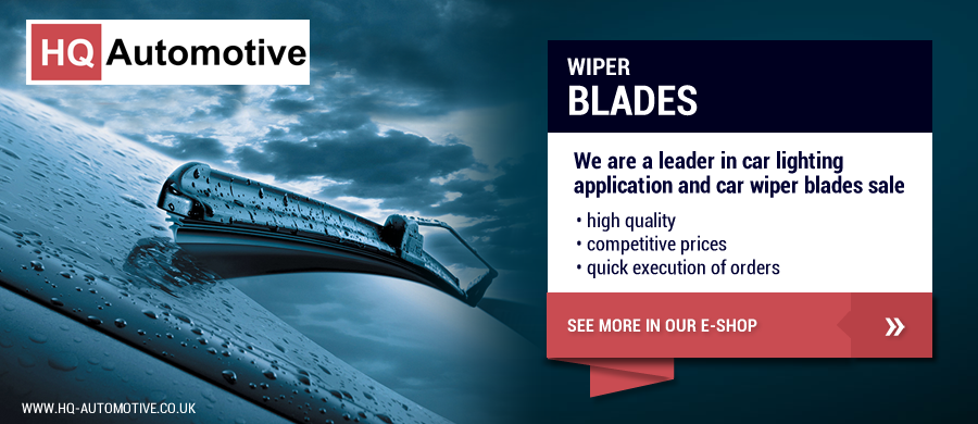 HQ Automotive Wiper Blades