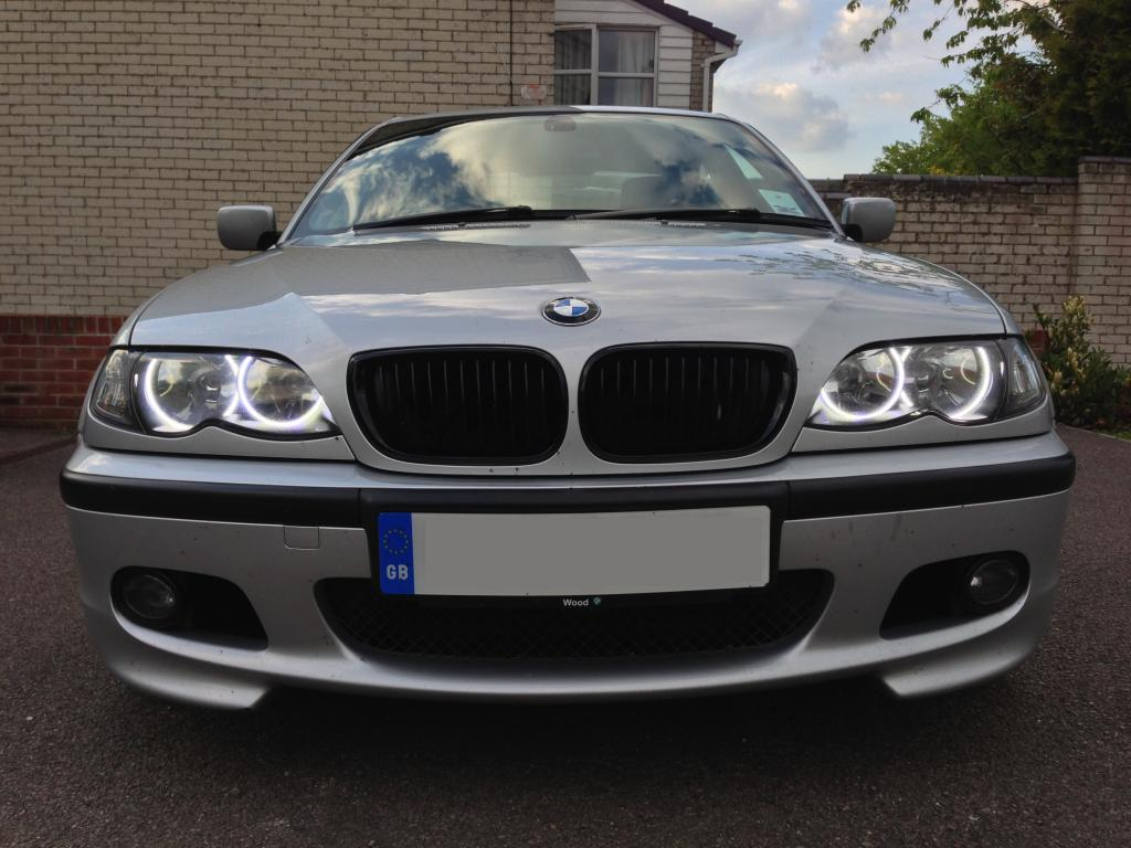 Bmw 5 series angel eyes-9423