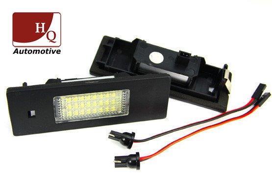 Auto Led Lampen : Bmw fiat alfa romeo license licence number plate led lamp