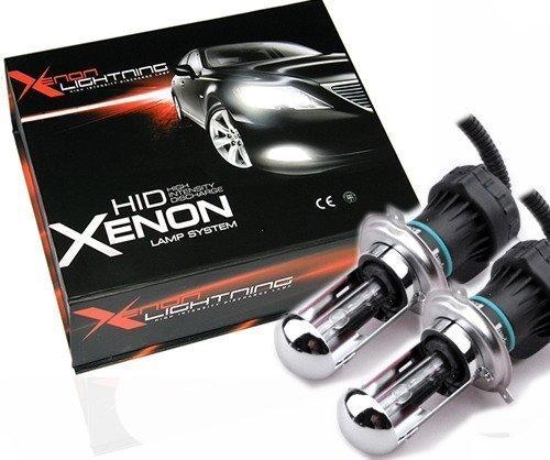 VOLVO 740 H4 BI XENON 10000K HID CONVERSION KIT