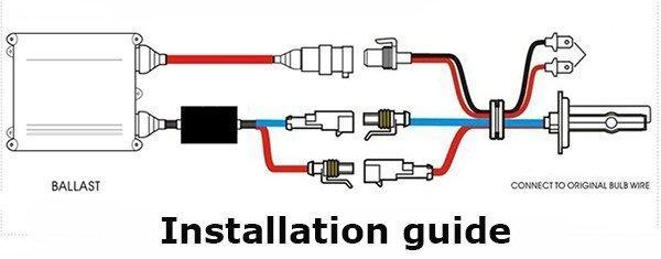 can bus hid kit wiring diagram tm schwabenschamanen de \u2022 H3 HID Kit Wiring Diagram hid hq xenon kit 55w 6000k dual emc emi smart canbus h3 hb4 h11 h8 rh