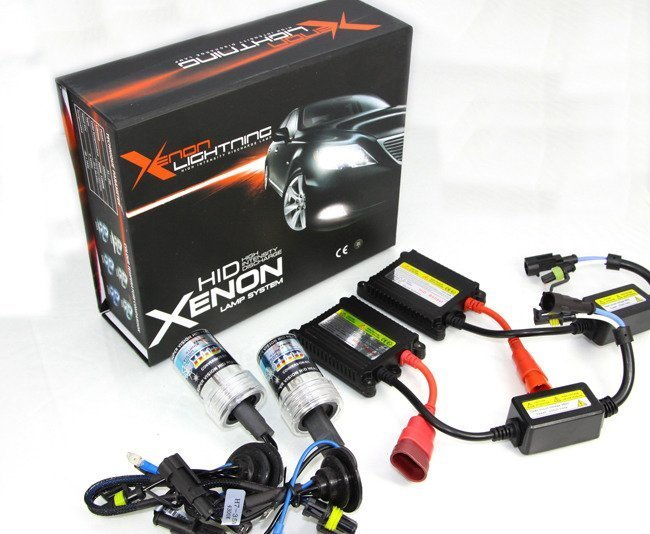 Upgraded Slim Ballast Car Vehicle Xenon HID Conversion Kit 35W H7 6000K