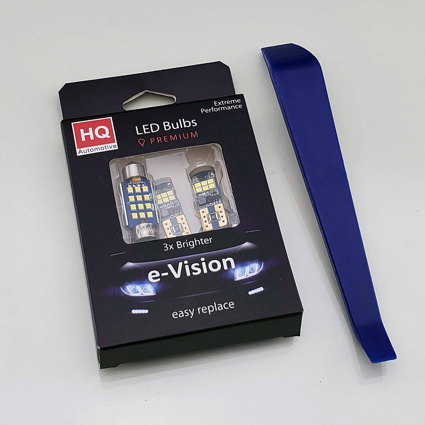 Fits VW Scirocco MK3 Super Bright SMD Bulbs BLUE Premium Interior LED Kit