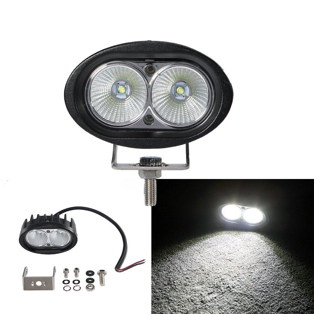 led work light bar 4x4 off road atv truck quad flood lamp 4 20w lb c20wo drl off road. Black Bedroom Furniture Sets. Home Design Ideas