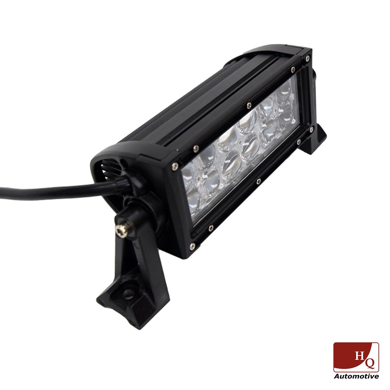 led work light bar 4x4 off road atv truck quad flood lamp 8 36w 12x led drl off road led. Black Bedroom Furniture Sets. Home Design Ideas